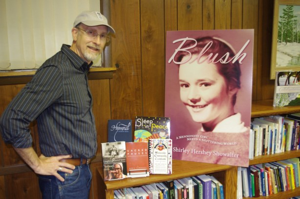 Russ Eanes and six Herald Press book prizes
