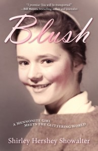 Blush frontcover