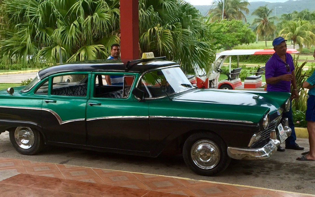 Cars in Cuba: Why Do We Love Them so Much?