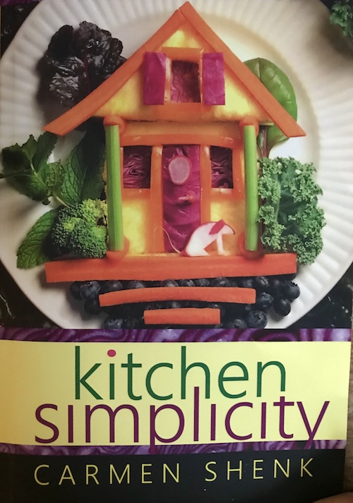 New book that explains how to create great meals in a 120 square-foot space!