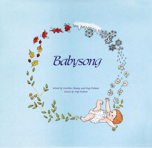 Hap Palmer's Babysong album. Wonderful.