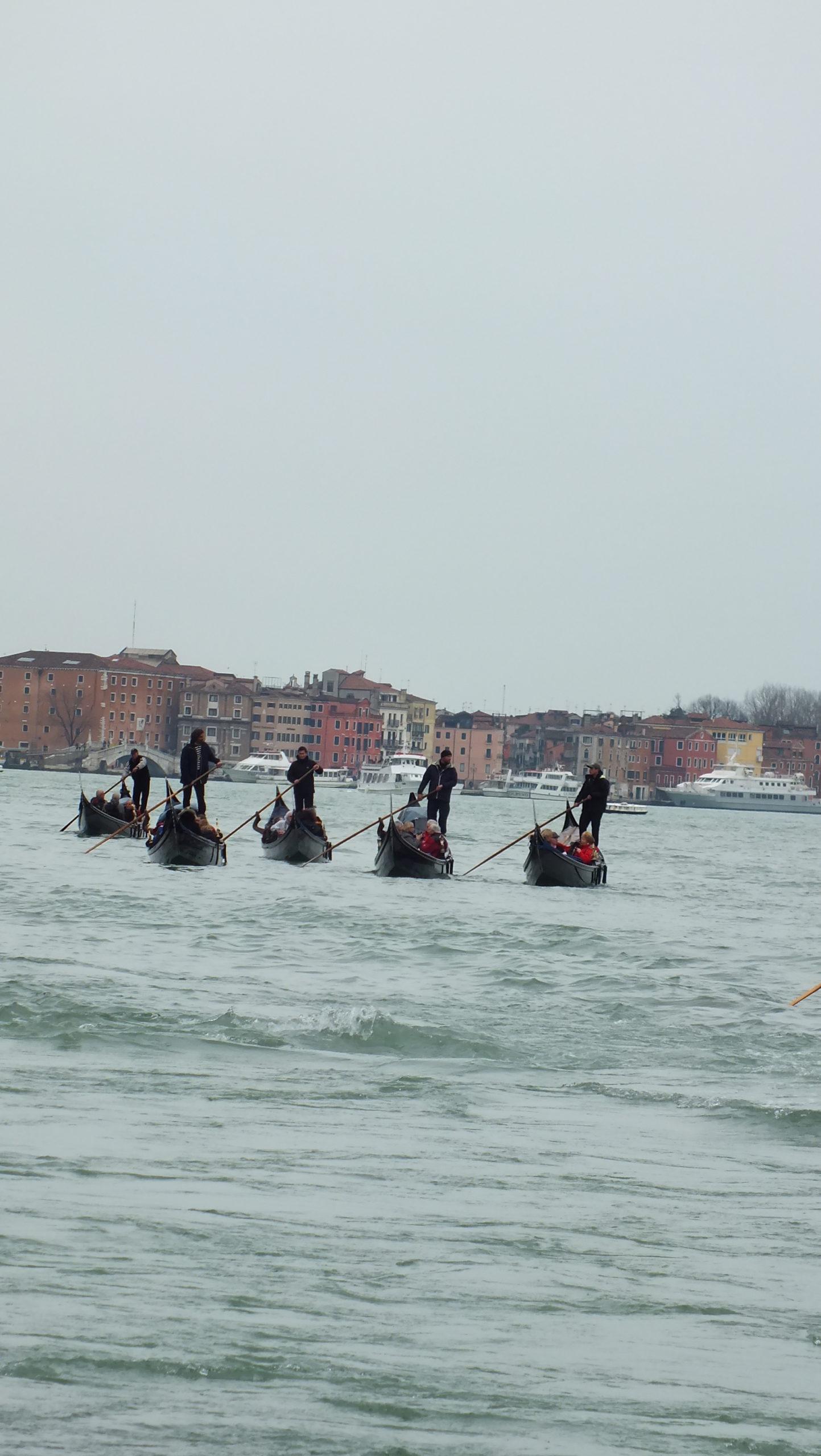 גונדלות בונציה