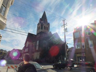 כנסיות בסן פרנסיסקו