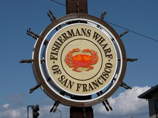 מה עושים בסן פרנסיסקו - רציף הדייגים