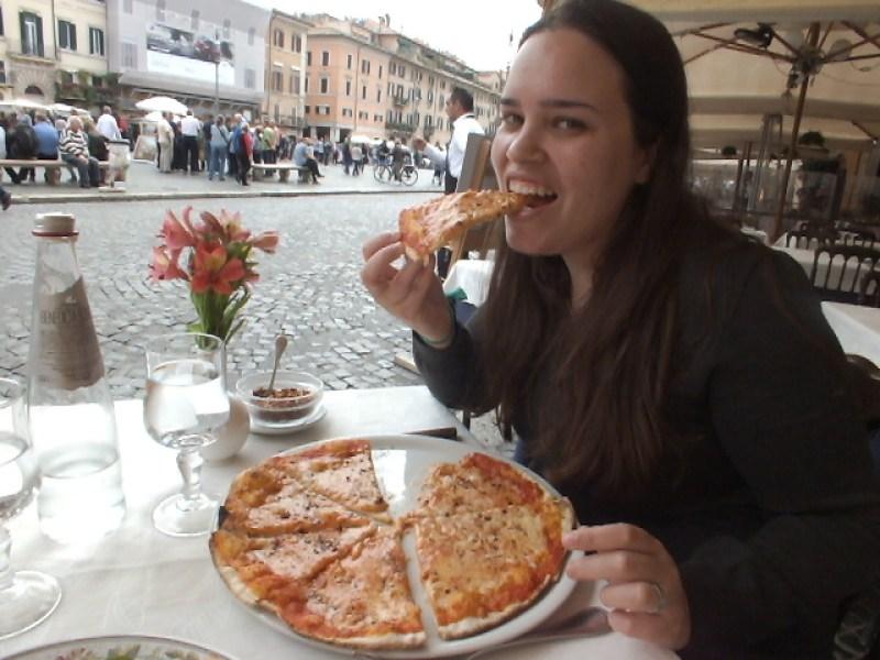 מסעדות ברומא - החיים לפי שירלי