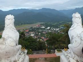 הנוף מוואט פרה תאט דואי קונג מו