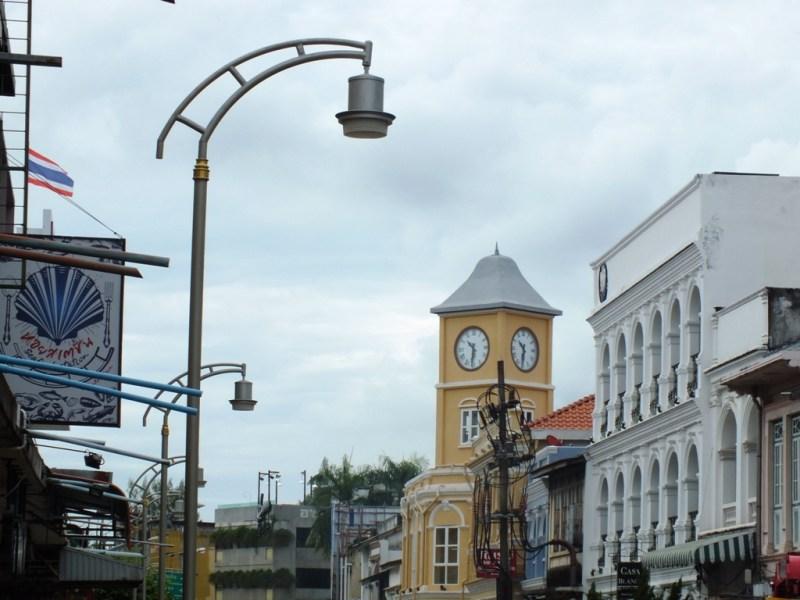 מגדל השעון בפוקט