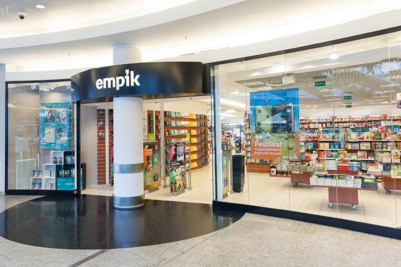 חנויות יצירה בוורשה - Empik
