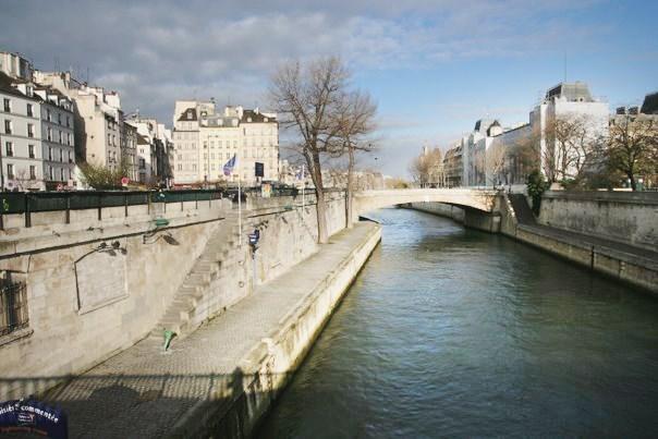 חופשה רומנטית בפריז