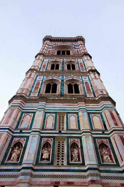 מגדל דואמו פירנצה - אטרקציות בפירנצה