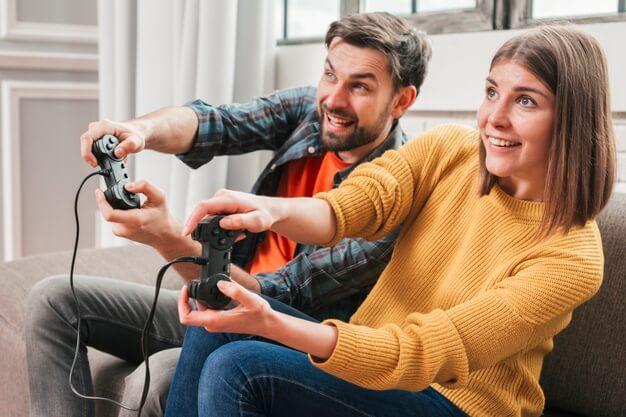 משחקים רומנטיים לזוג