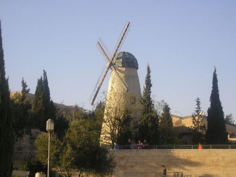 מקומות רומנטיים בירושלים - משכנות שאננים