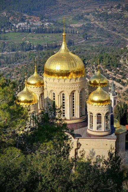 מקומות רומנטיים בירושלים - עין כרם