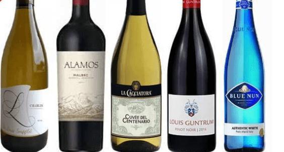 מארז יינות