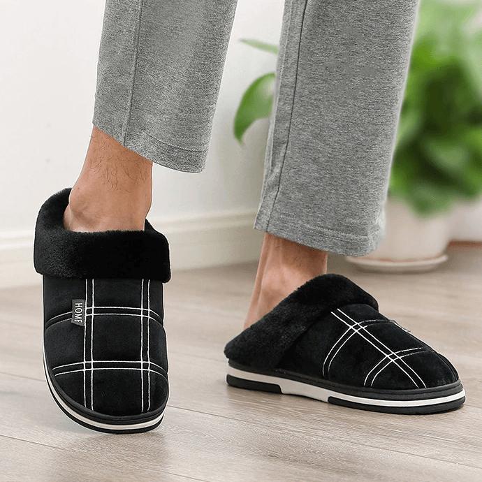 נעלי בית לגברים
