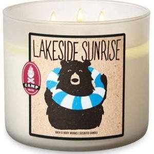 LAKESIDE SUNRISE – CAMPER COLLECTION