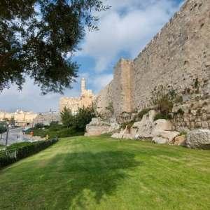 סיור בעקבות החשמונאים בירושלים