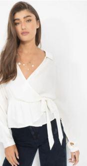 חולצת כריסטינה - לוקים לראש השנה