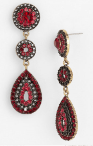 Buy Tasha Linear Earrings from Nordstrom