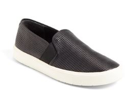 "Vince – ""Blaire 5″ Slip-on Sneaker in black"