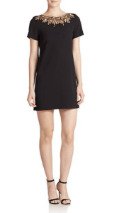 Alice + Olivia Inara Embellished Dress
