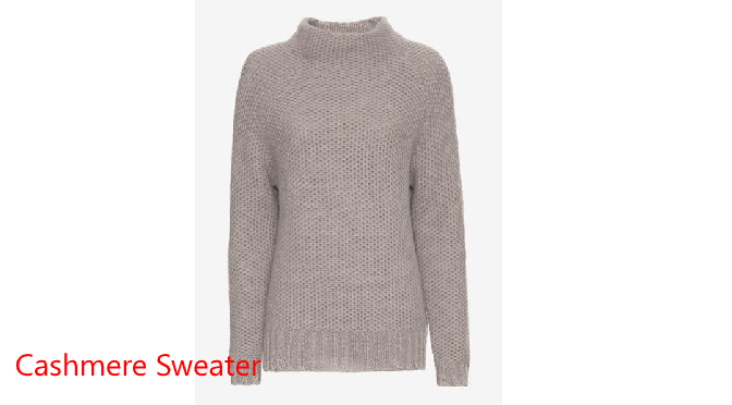 Christopher Fischer Funnel Cashmere Sweater