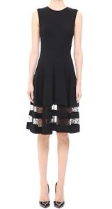 Jason Wu Fit And Flare Dress