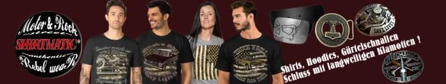 NEU - Shirtmatic aktuelle Designs