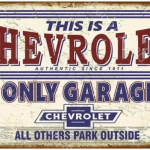 Chevy GM