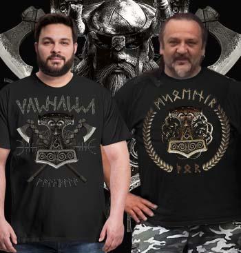 Thorshammer Wiking Shirts und Buckles