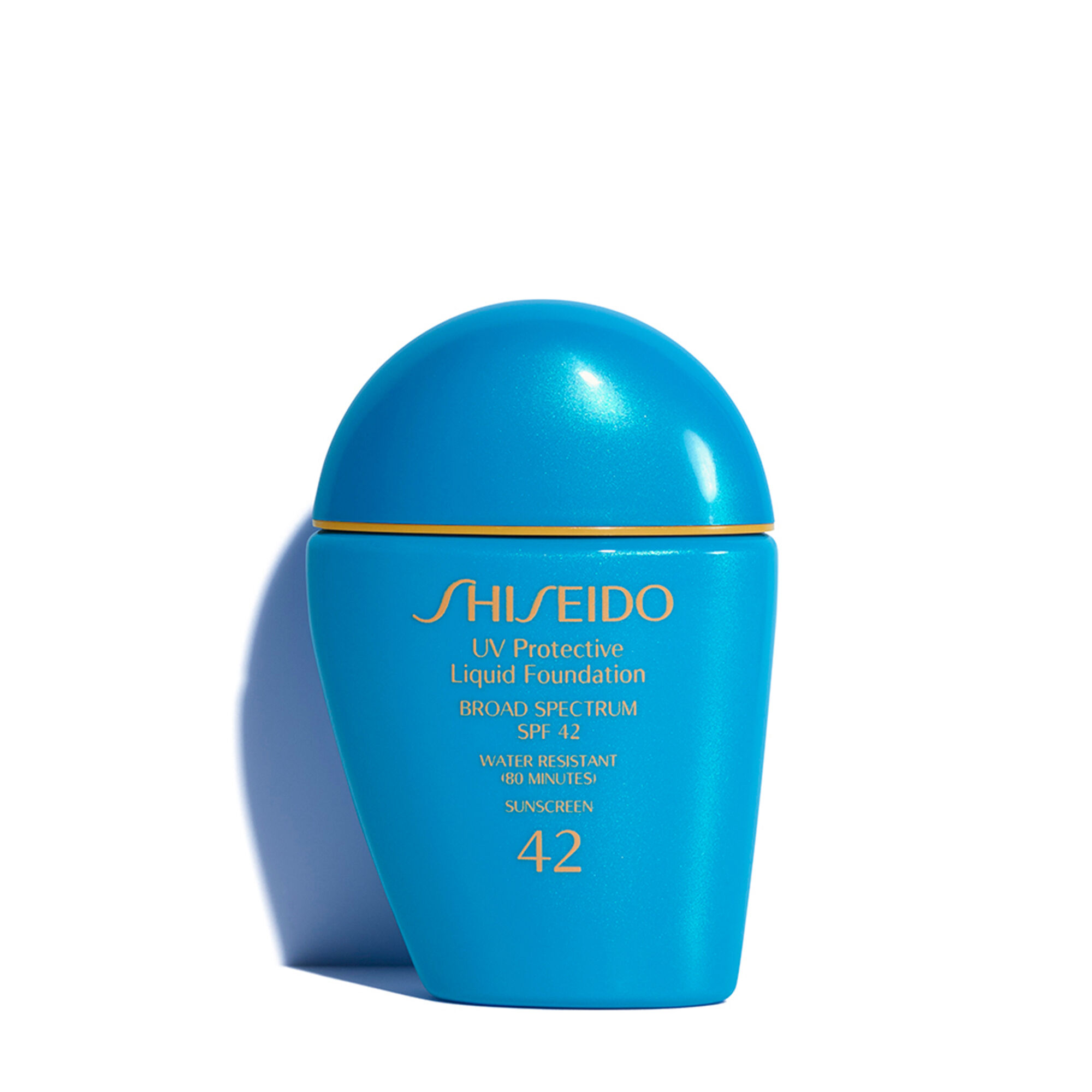 Uv Protective Liquid Foundation Shiseido