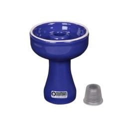 Oduman Ceramic Bowl Blue - Shisha Shop UK