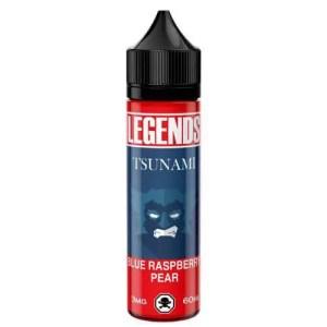Legends Tsunami Blue Raspberry Pear 50ml Shortfill E-Liquid