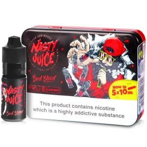 Nasty Juice Bad Blood E-Liquid 10ml