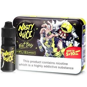 Nasty Juice Fat Boy E-Liquid 10ml