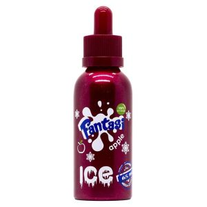 Fantasi Apple Ice 50ml Shortfill E-Liquid