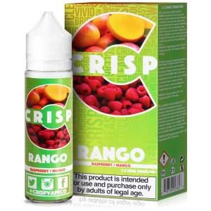 Crisp Rango 50ml Shortfill E-Liquid