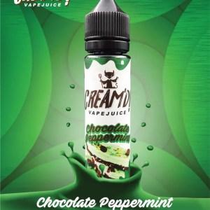 Cream'd Chocolate Peppermint 50ml Shortfill E-Liquid