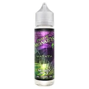 Twelve Monkeys Matata 50mll Shortfill E-Liquid