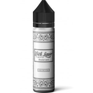 Wick Liquor Boulevard 50ml Shortfill E-Liquid