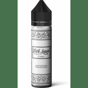 Wick Liquor Contra 50ml Shortfill E-Liquid