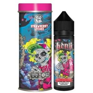 Kenji Strawberry Lychee 50ml Shortfill E-Liquid