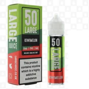 Large Juice 50 KiwiMelon 50ml Shortfill E-Liquid