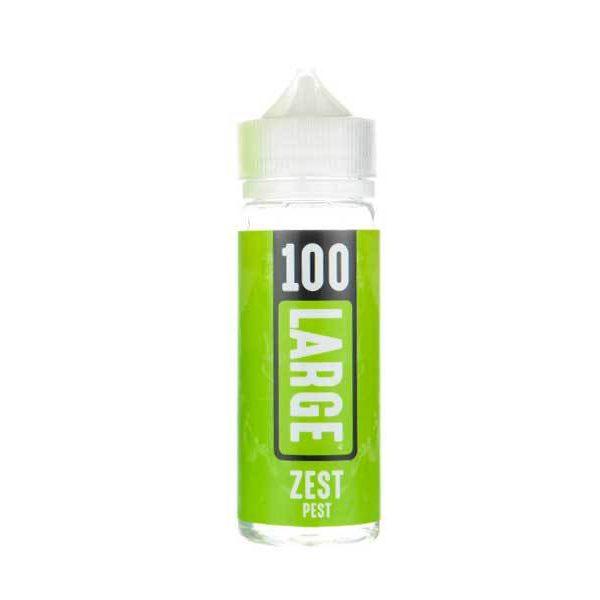 Large Juice 100 Zest Pest 100ml Shortfill E-Liquid