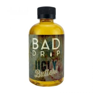 Bad Drip Ugly Butter 100ml Shortfill E-Liquid