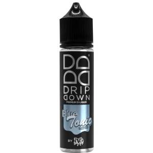Drip Down Blue Tonic Low Ice 50ml Shortfill E-Liquid