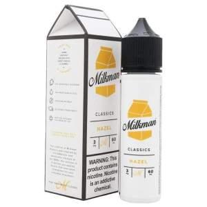 The Milkman Hazel 50ml Shortfill E-Liquid