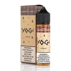 Yogi Java Granola Bar 50ml Shortfill E-Liquid