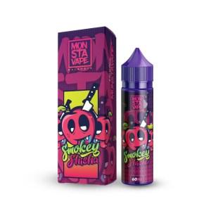Monsta Vape Smokey Shisha With Mint 50ml Shortfill E-Liquid