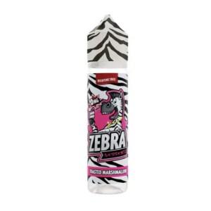 Zebra Dessertz Toasted Marshmallow 50ml Shortfill E-Liquid